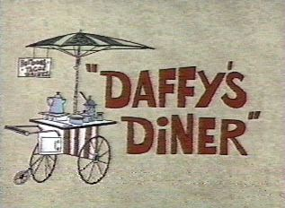 Daffy's Diner (1967) (Shorts)