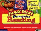 JumpStart Kindergarten Reading