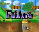 Super Smash Bros Melee Hollywoodedge, Crowd Med Disappoint PE961201 or Medium Crowd ReactsD PE141801-2