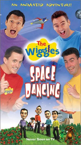 The Wiggles: Space Dancing! (2003) (Videos)