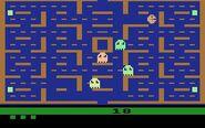 Pac-Man Atari 2600 Sound Ideas, ARCADE, VIDEO GAME - VIDEO GAME ELECTRONIC SOUNDS, AMUSEMENT PARK, FAIR 01
