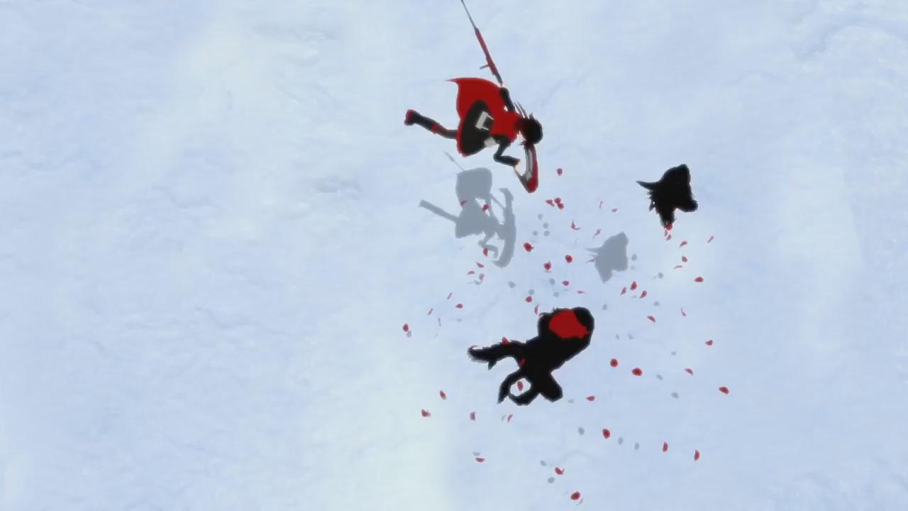 "RWBY ""Red"" Trailer (2013)"