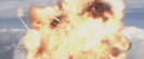 Red Tails (2012) SKYWALKER, EXPLOSION - CRASHED METAL SQUEAKING ACCENT
