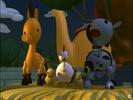 Rolie Polie Olie Sound Ideas, COW - SINGLE MOO, ANIMAL 01 2