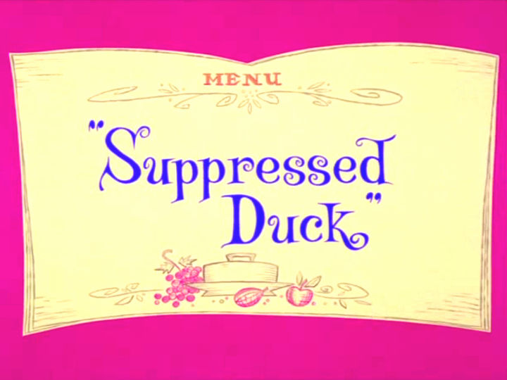 Suppressed Duck