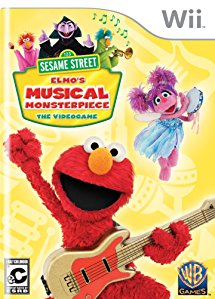 Elmo's Musical Monsterpiece The VideoGame