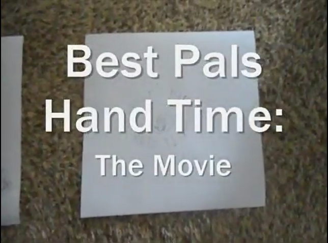 Best Pals Hand Time: The Movie (2007)