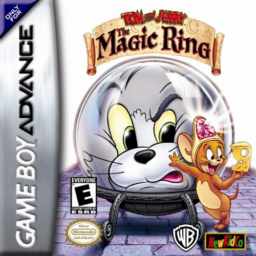 Tom and Jerry: The Magic Ring (Video Game)
