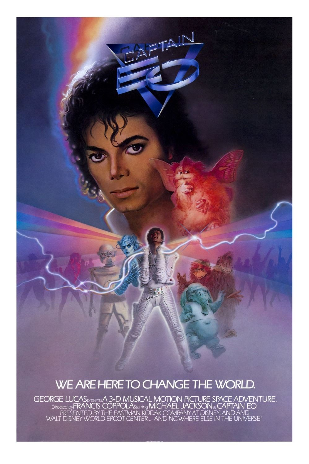 Captain EO (Theme Park)