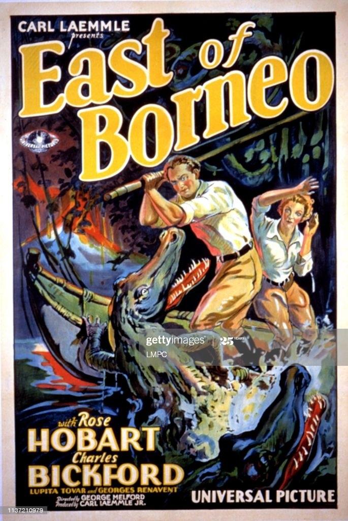 East of Borneo (1931)