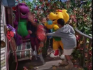 Barney's Halloween Party Hollywoodedge, Quick Whistle Zip By CRT057502