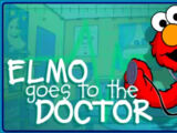 Sesame Street - Elmo Goes to the Doctor (Online Game)