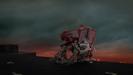 Lego Star Wars Terrifying Tales (2021) SKYWALKER, METAL - AT-AT LEG ROAR
