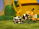 Rolie Polie Olie Sound Ideas, COW - SINGLE MOO, ANIMAL 02 5