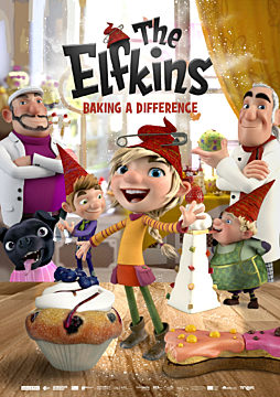 The Elfkins - Baking a Difference (2019)