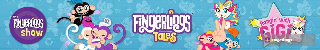 Fingerlings (Animated Series)