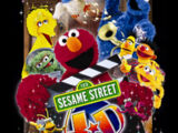 Sesame Street 4-D Movie Magic (Theme Parks)