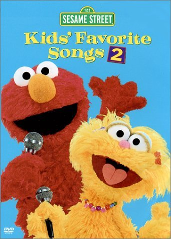 Sesame Street: Kids' Favorite Songs 2 (2001) (Videos)