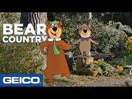 Yogi Bear Joins the BBQ - GEICO Insurance