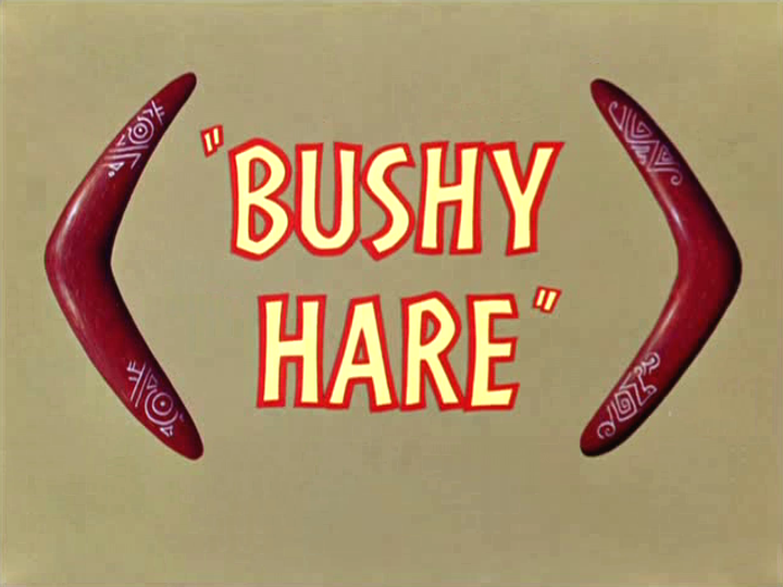 Bushy Hare
