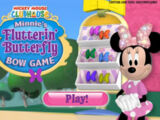 Mickey Mouse Clubhouse: Minnie's Flutterin' Butterfly Bow Game