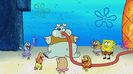 SpongeBob SquarePants Hollywoodedge, Small Group Kids Laug PE143601