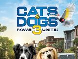 Cats & Dogs 3: Paws Unite! (2020)