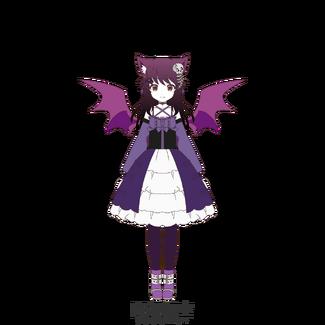 Cutie Vampire Neko Sweetheart Makara Furusawa.png