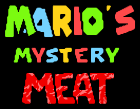 Mario's Mystery Meat