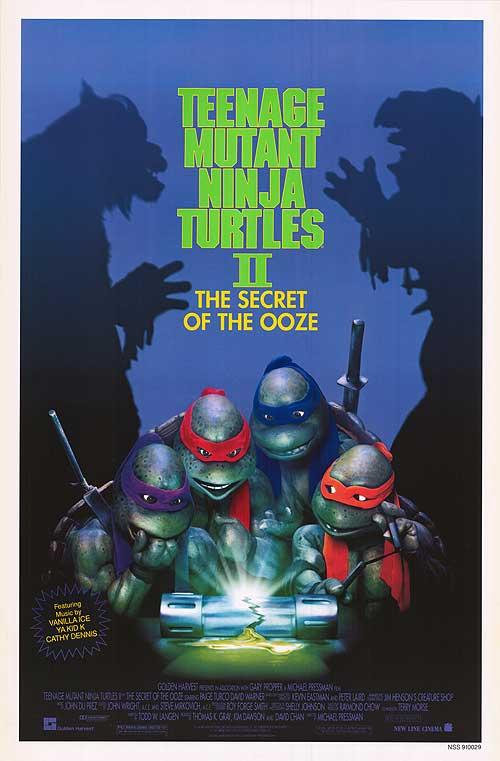 Teenage Mutant Ninja Turtles 2 (1991)