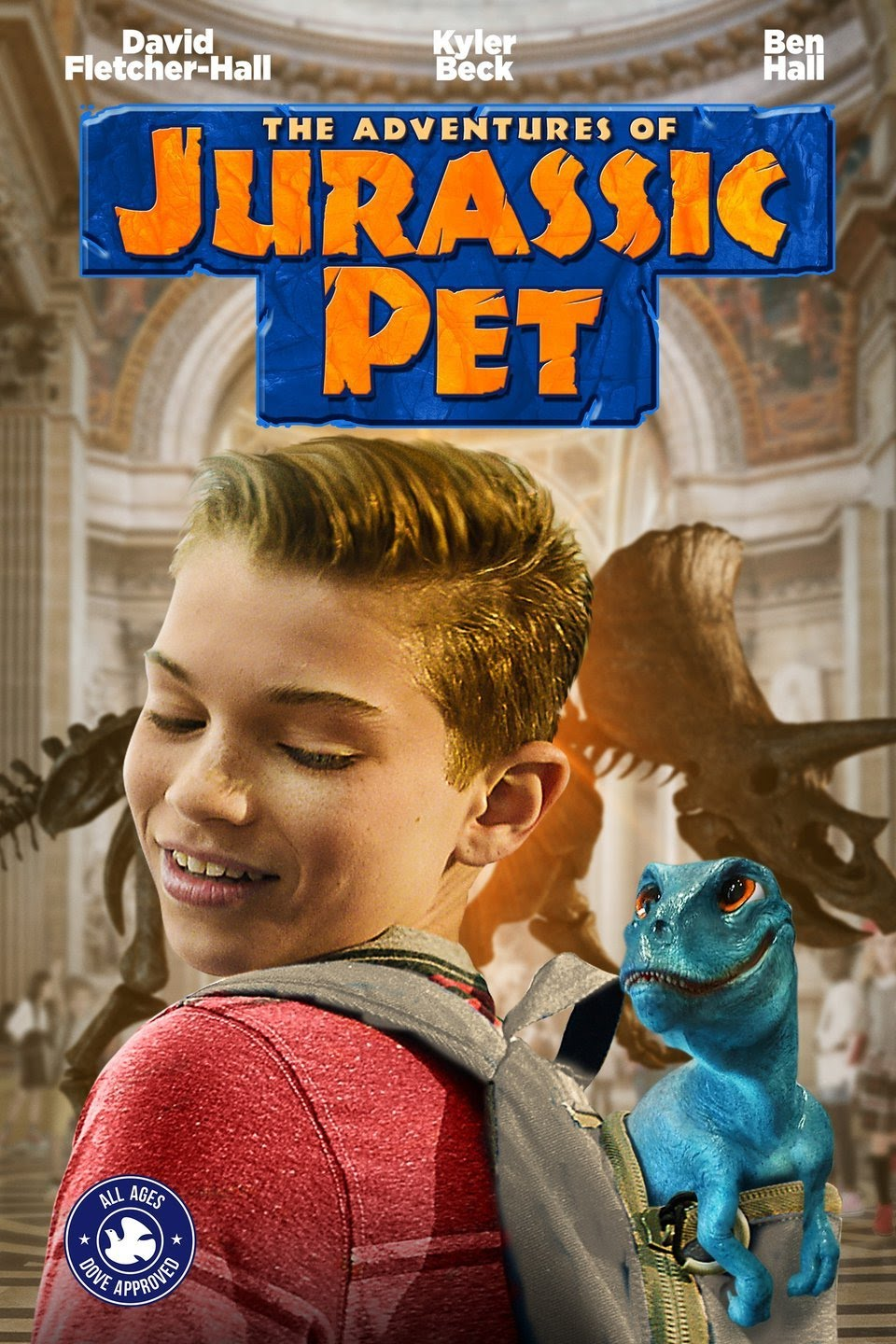 The Adventures of Jurassic Pet (2019)