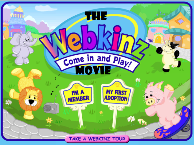 The Webkinz Movie (2012)