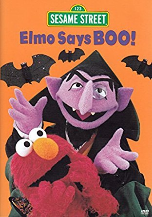 Elmo Says Boo (1997)