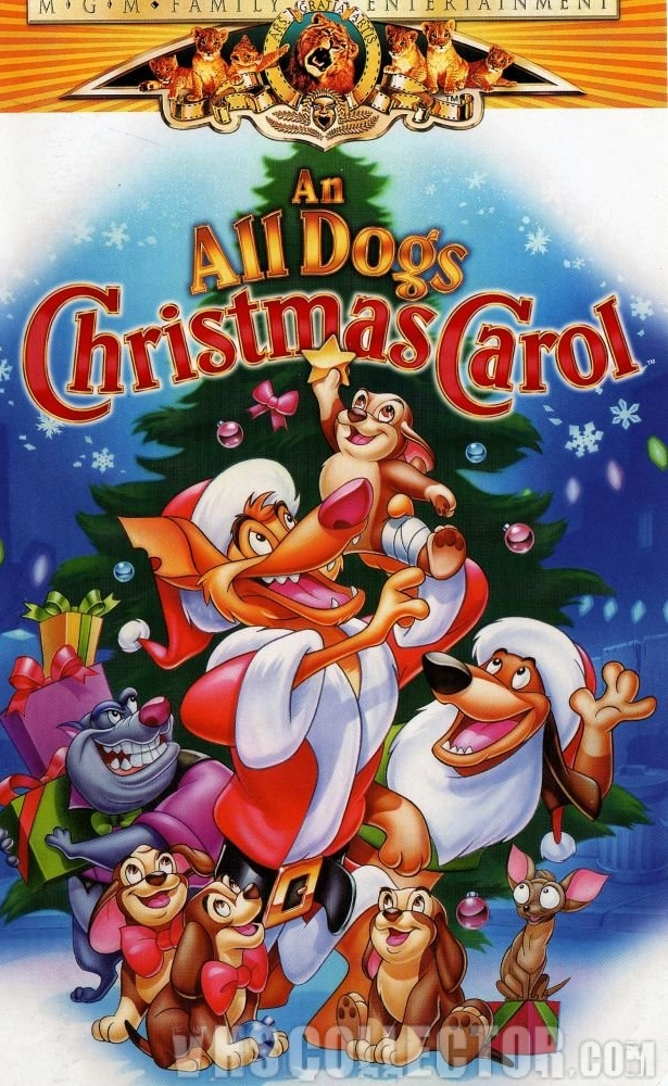 An All Dogs Christmas Carol (1998)