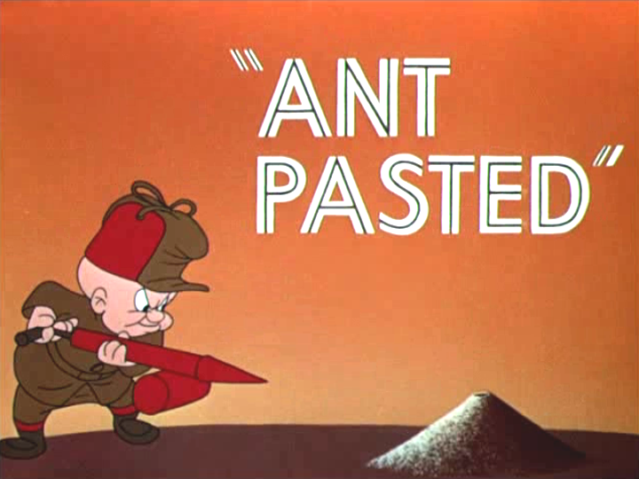 Ant Pasted