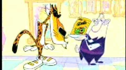 Cheetos Commercials (2001-2002)
