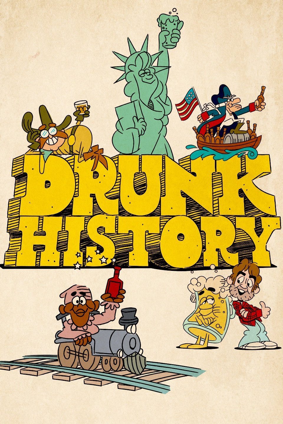 Drunk History (US TV Series)