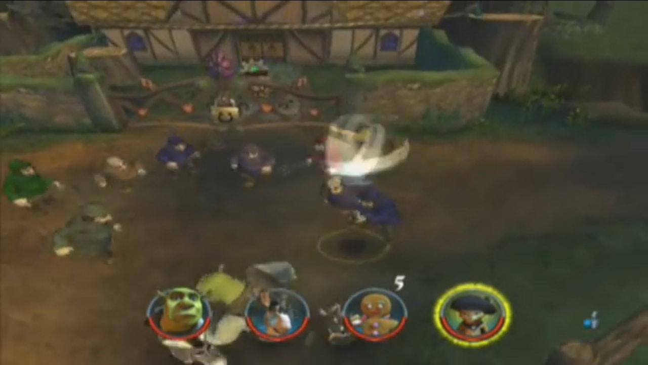 Shrek 2 (2004) (Video Game)