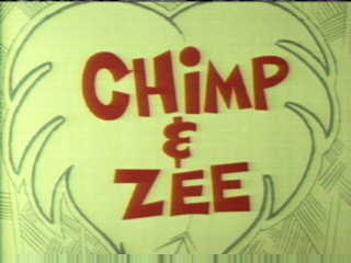 Chimp and Zee (1968) (Short)