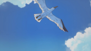 Link's Awakening Switch Ending Cutscene Anime Seagull Sound