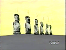 07 African Drum Beats CRT048301 Courage the Cowardly Dog in The Chicken from Outer Space