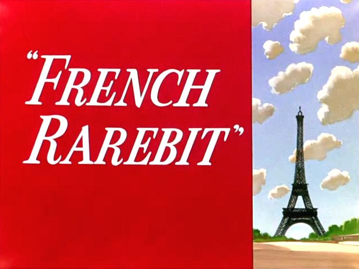 French Rarebit