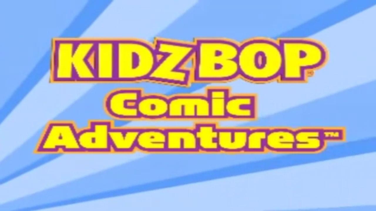 Kidz Bop Comic Adventures Series