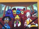The Wacky Adventures of Ronald McDonald: The Legend of McDonaldLand Loch (2003)