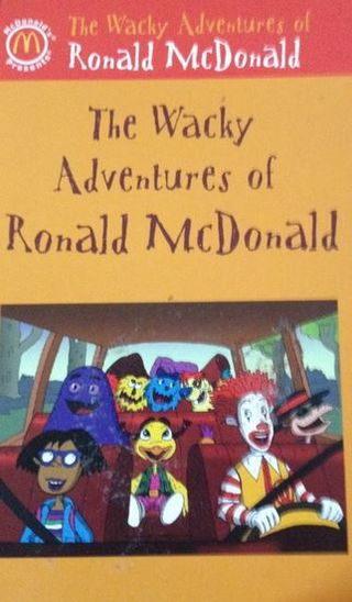 The Wacky Adventures of Ronald McDonald: The Legend of McDonaldLand Loch (2003)