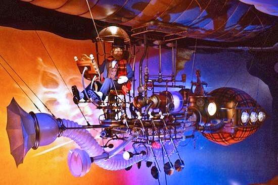 Journey into Imagination (Theme Parks)