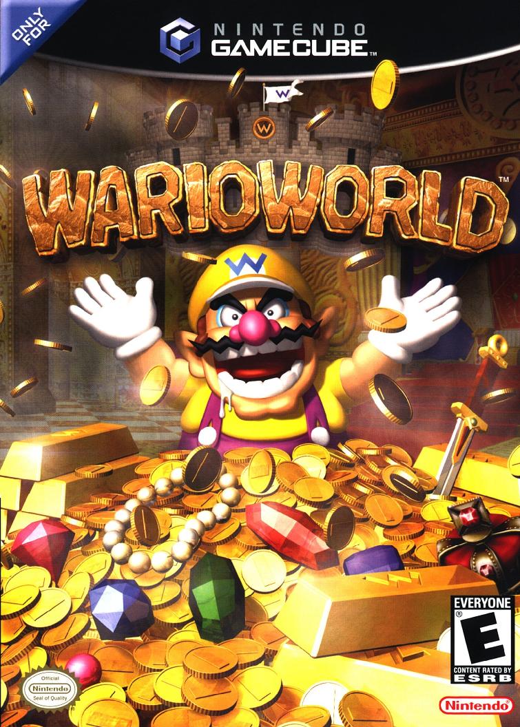 Wario World (2003) (Video Game)