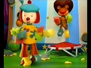04 Every Day on Playhouse Disney - Promo (Disney Channel Middle East 2004) Hollywoodedge, Twangy Boings 7 Type CRT015901 (1st boing)