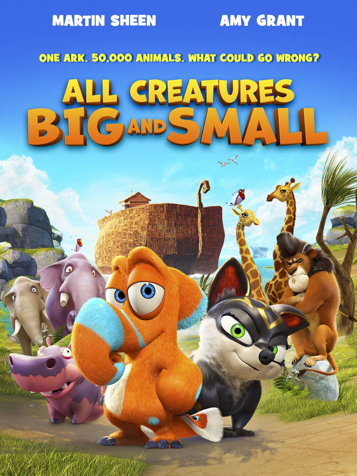 All Creatures Big and Small (2015)