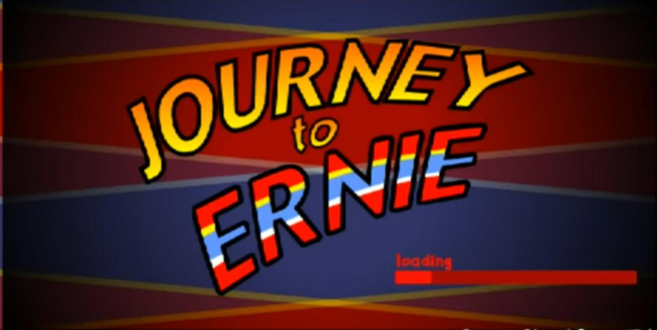 Sesame Street Big Bird's Journey To Ernie (2002) (Online Game)